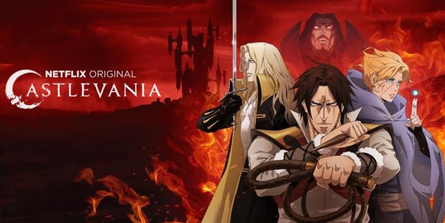 Castlevania - (2017, Sam Deats) - Reseña Serie