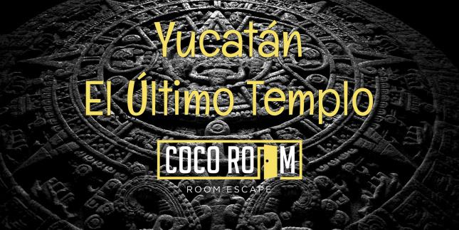 Yucatán: El Último Templo - Coco Room (Zaragoza) - Review Escape Room