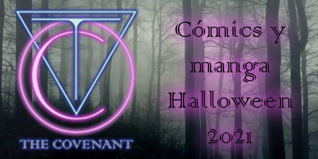 Halloween 2021 - Listado de cómics y manga de miedo y terror