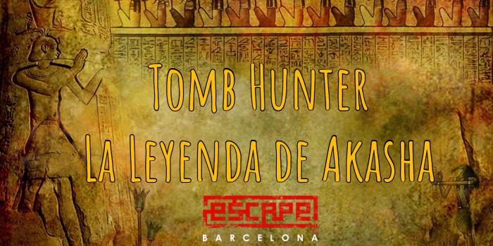 Tomb Hunter: La Leyenda de Akasha