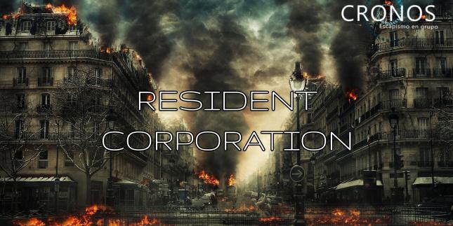 Resident Corporation - Cronos (Valencia) - Review Escape Room